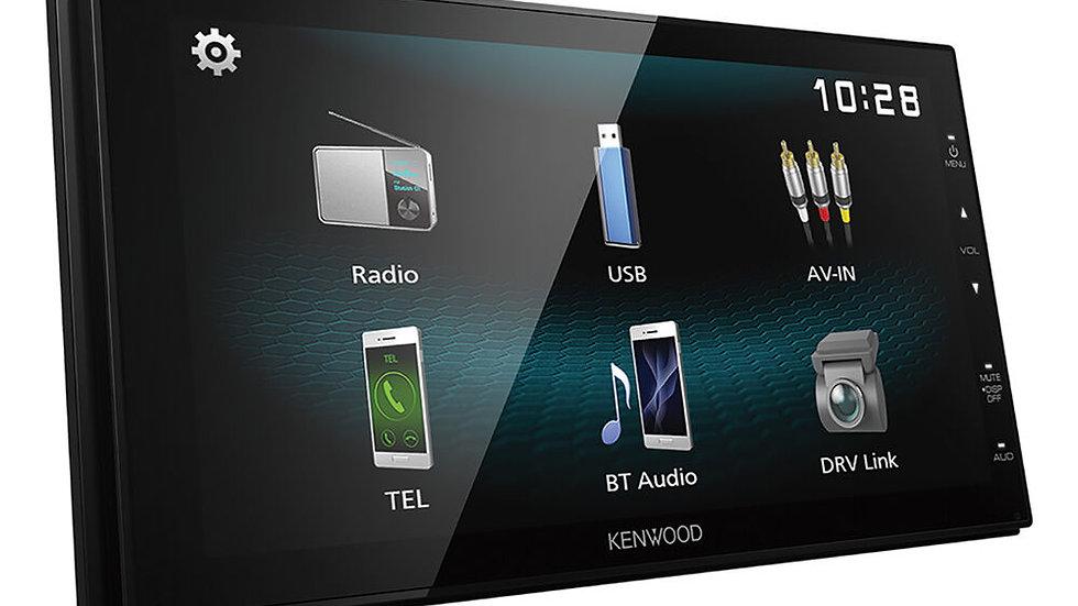"""Kenwood 6.8"""" Touchscreen Media Player DMX1025BT"""