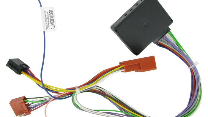 AMPLIFIED MAZDA BOSE WITH ISO POWER AND SPEAKER 03 ON