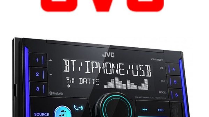 JVC KW-X 830BT
