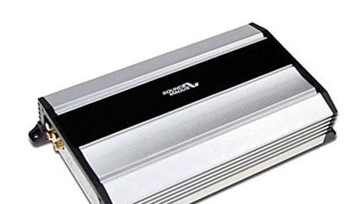 Sound Magus PK550.4 4 Channel Full Range Digital In-Car Amplifier