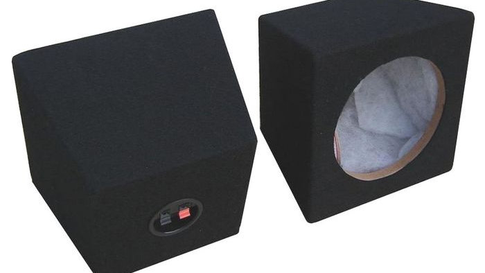 """SPEAKER BOX 6.5"""" PER PAIR"""