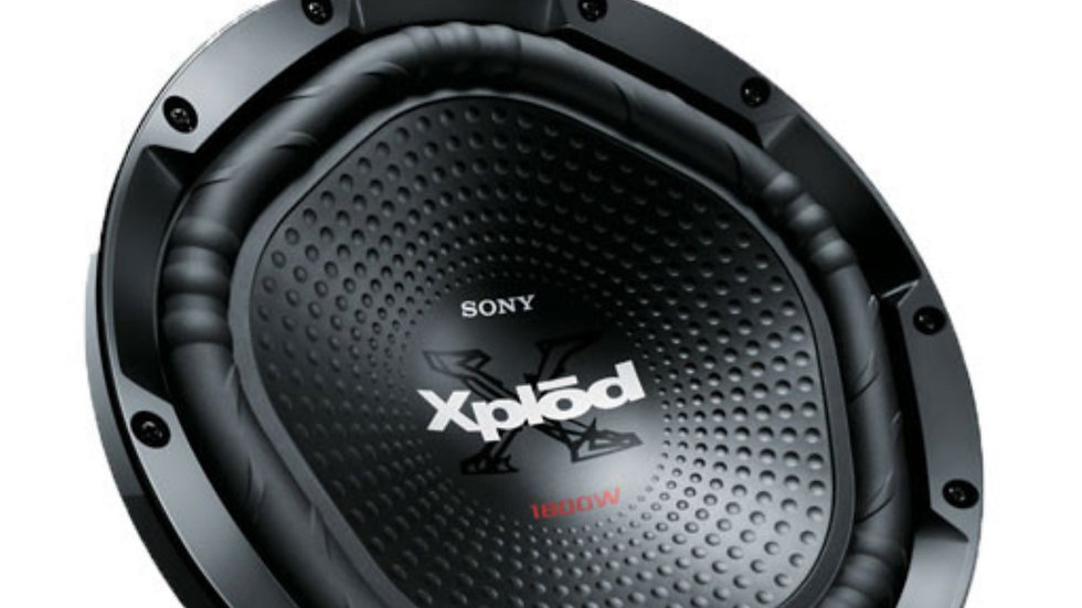 """Sony XS-NW1200 12"""" SINGLE COIL  1800W SUBWOOFER"""
