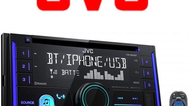 JVC KW-R930BT CD