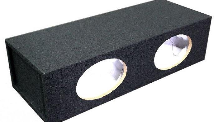 """SPEAKER BOX DOUBLE 6 X 9"""""""