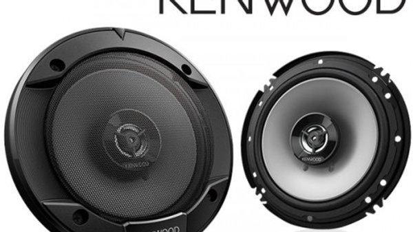 "KENWOOD KFC-S1666 6"" 2-Way Flush Mount Speakers 300W Max"
