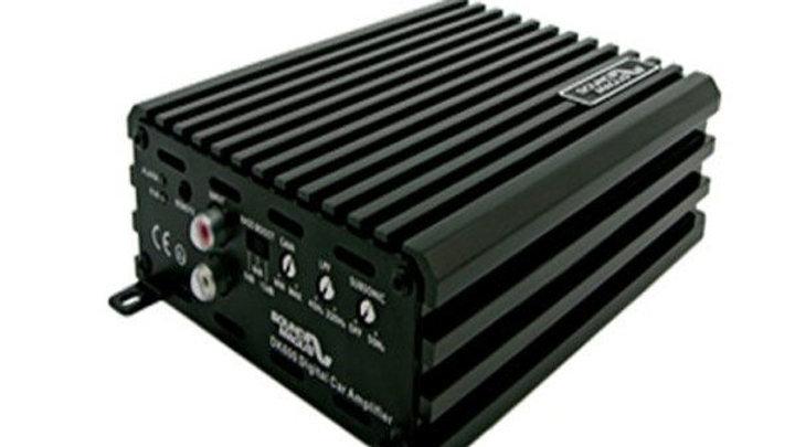 Sound Magus DK600 Class D Mono Bass In-Car Amplifier