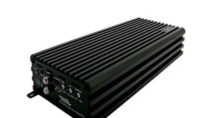 Sound Magus DK1800 Class D Mono Bass In-Car Amplifier
