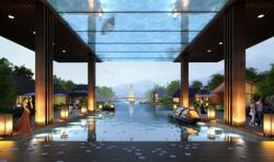 charles_tang_design_holiday_resort_theme_park_mixed_use_hangzhou_china 3
