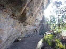 Blackfellows Hand Cave, Lidsdale NSW