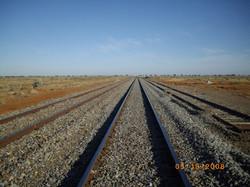 Trida, Ivanhoe railway, NSW