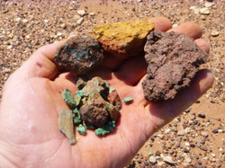 Copper - Beltana, Flinders SA