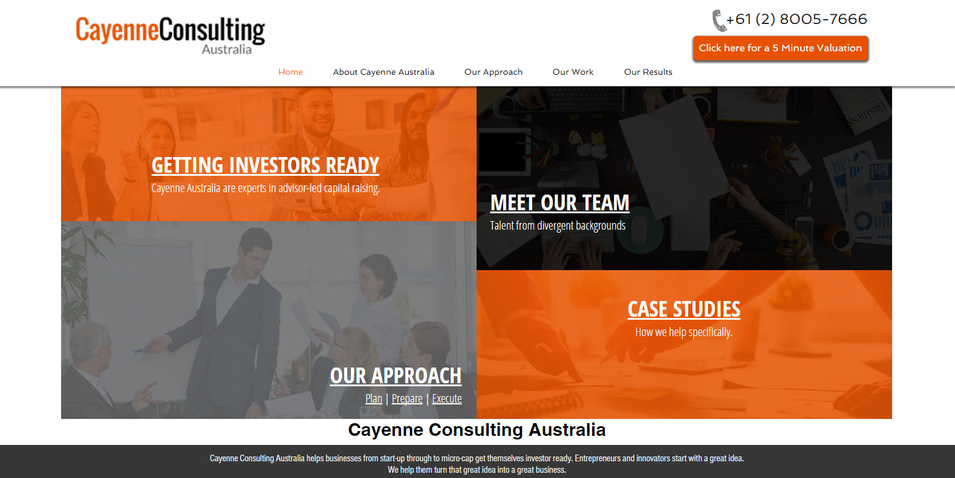Cayenne Consulting Australia