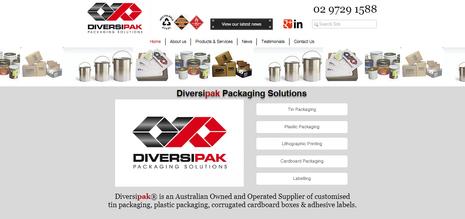 Diversipak Packaging Solutions