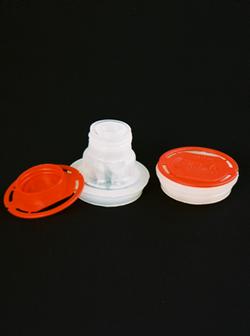 57mm Unigrip Spouts (Antiglug)