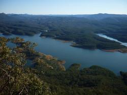 Lake Burragorang & Scotts Main Range