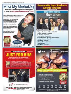 Mind My Marketing Parramatta Sun Pg18 160721