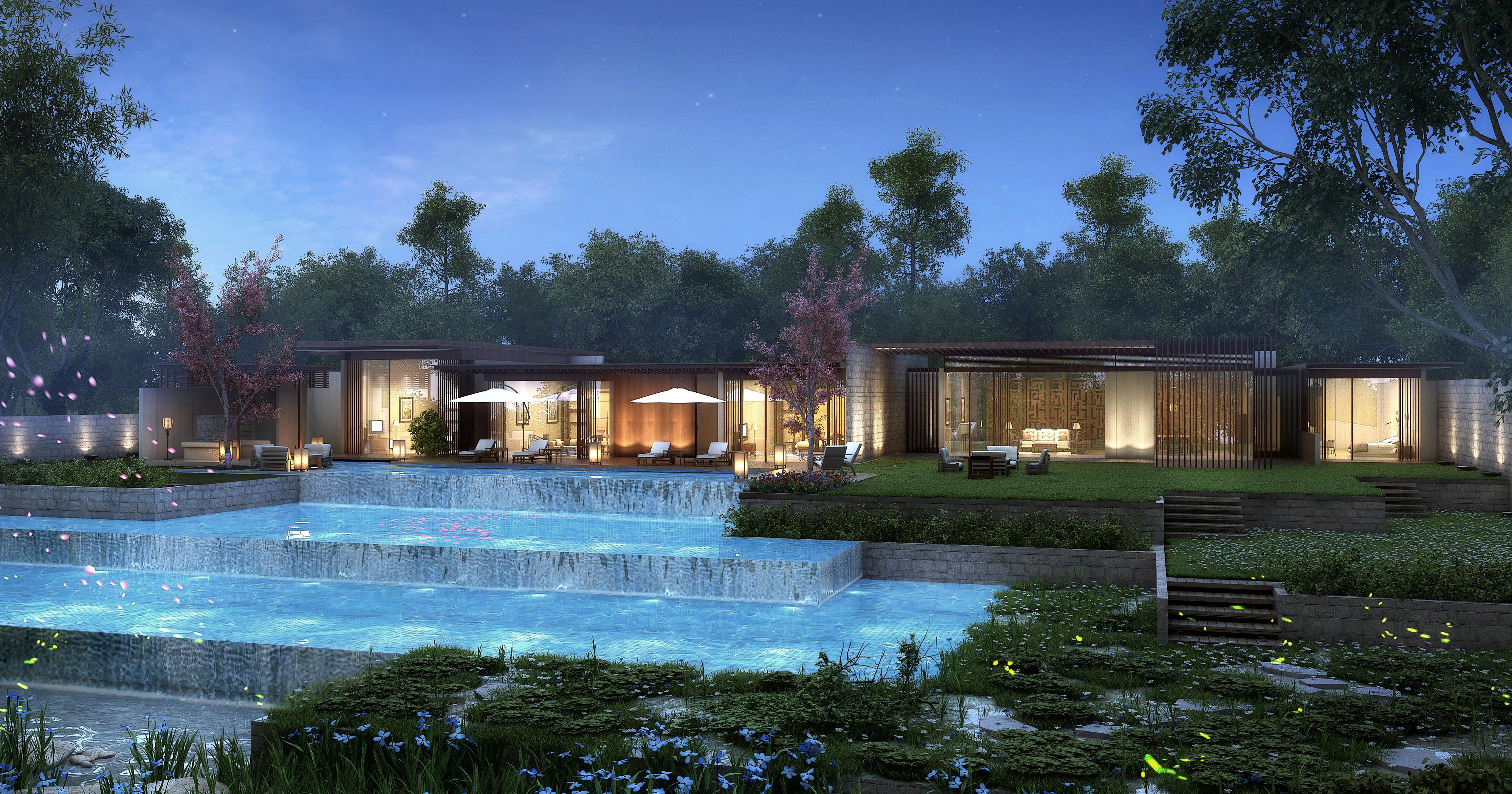 charles_tang_design_holiday_resort_theme_park_mixed_use_hangzhou_china 2