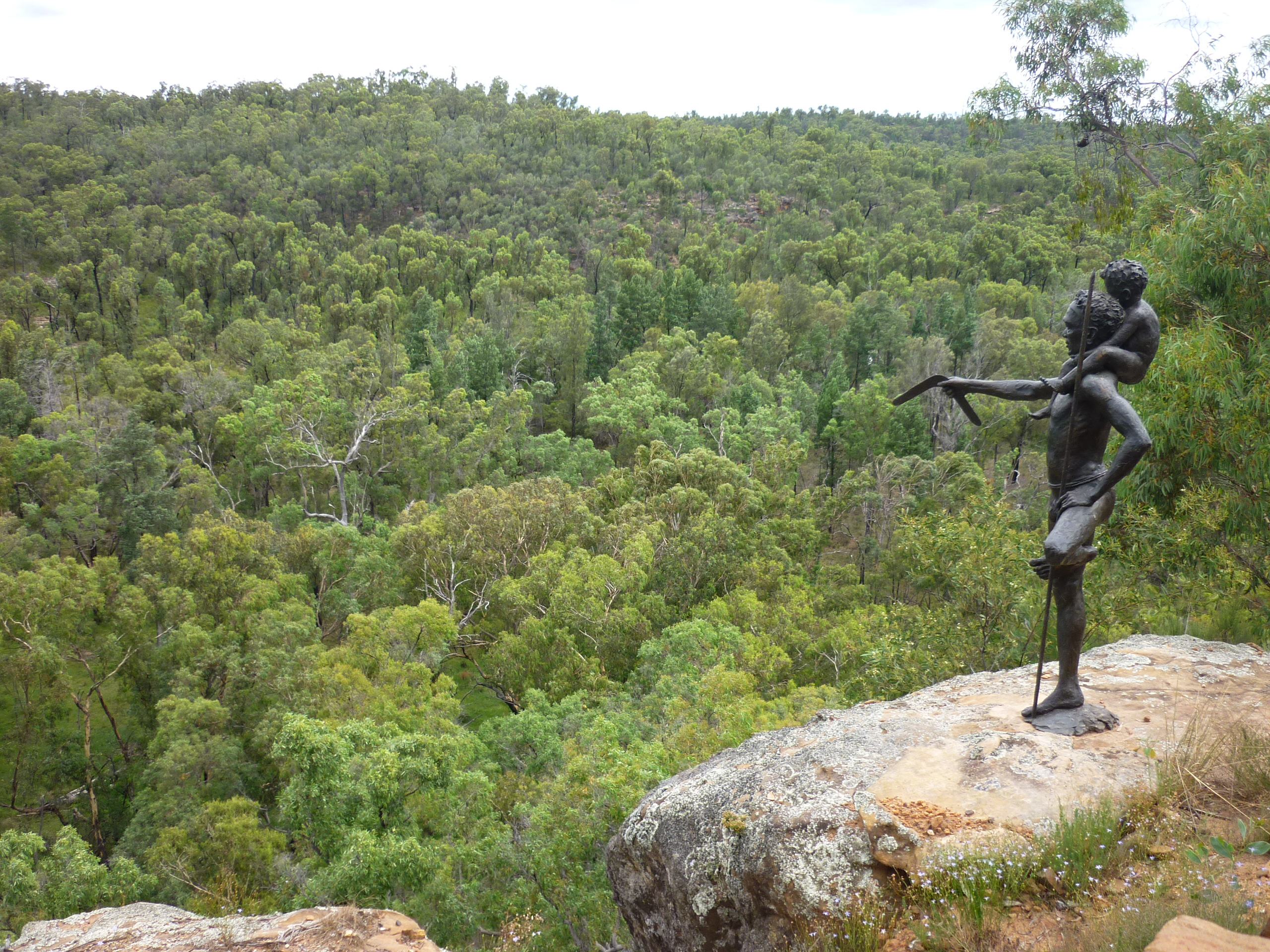 Dandry Gorge, Pilliga Forest, NSW