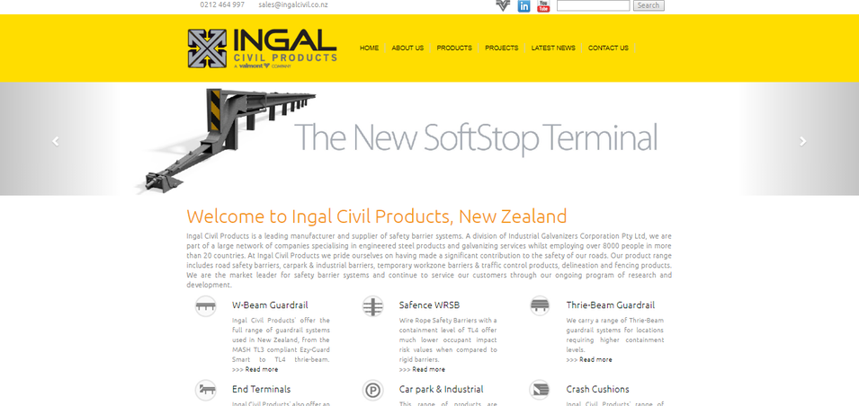 Ingal Civil Products New Zealand
