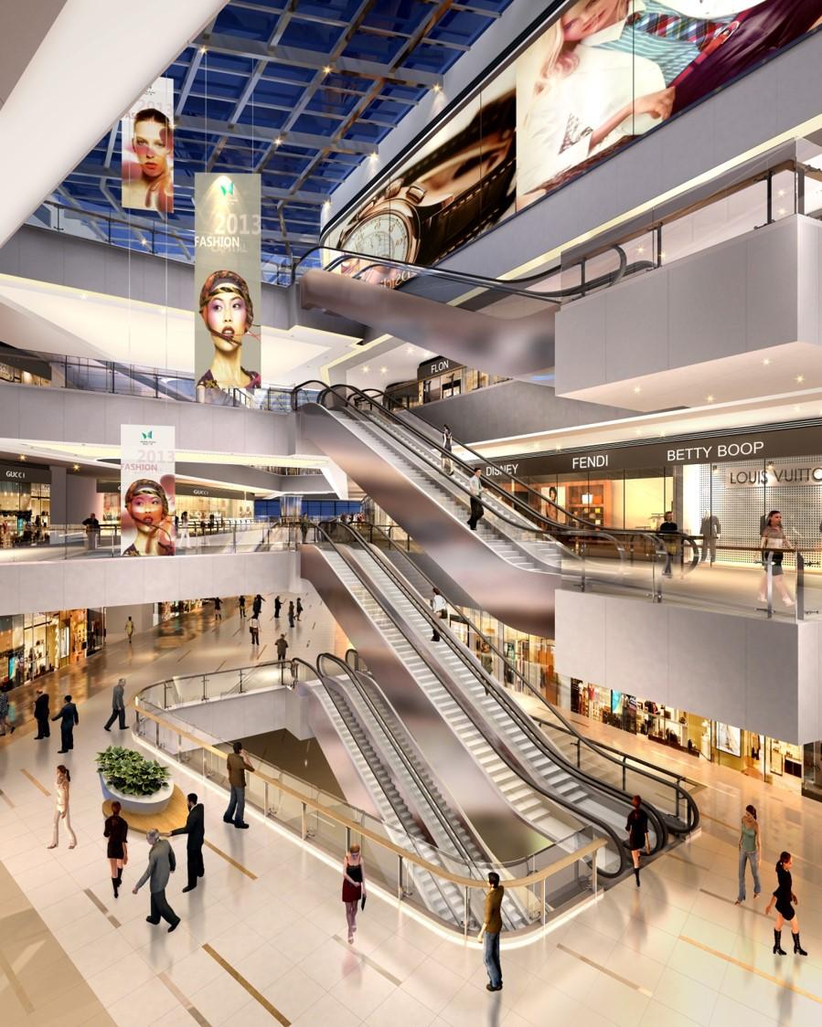 charles_tang_design_jinhai_mall_china 2