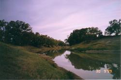 Darling River, 'Baaka', Wilcannia