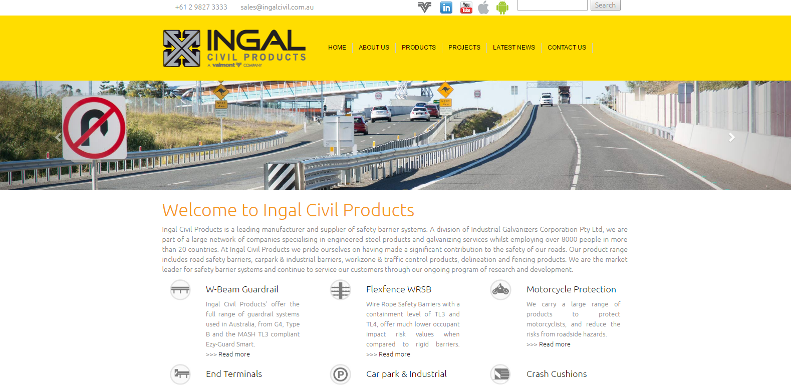 Ingal Civil Products Australia