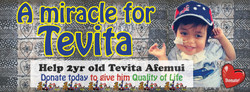 A Miracle for Tevita