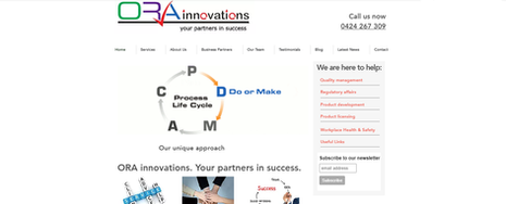 ORA Innovations