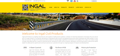Ingal Civil Products Australia