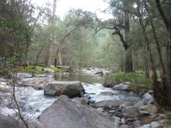 Kedumba River, Kedumba Valley