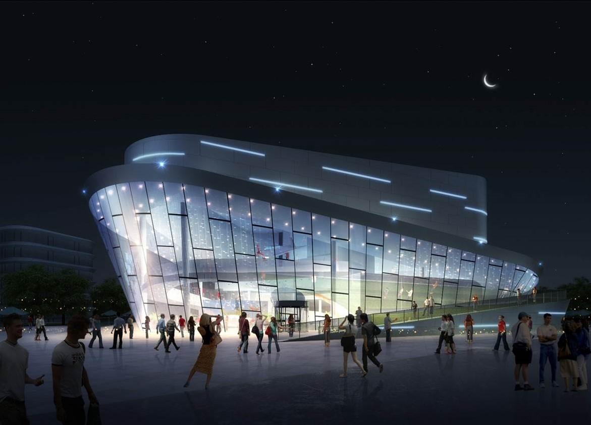 Charles_Tang_Design_Light_Plane_Showroom_zhengzhou_china