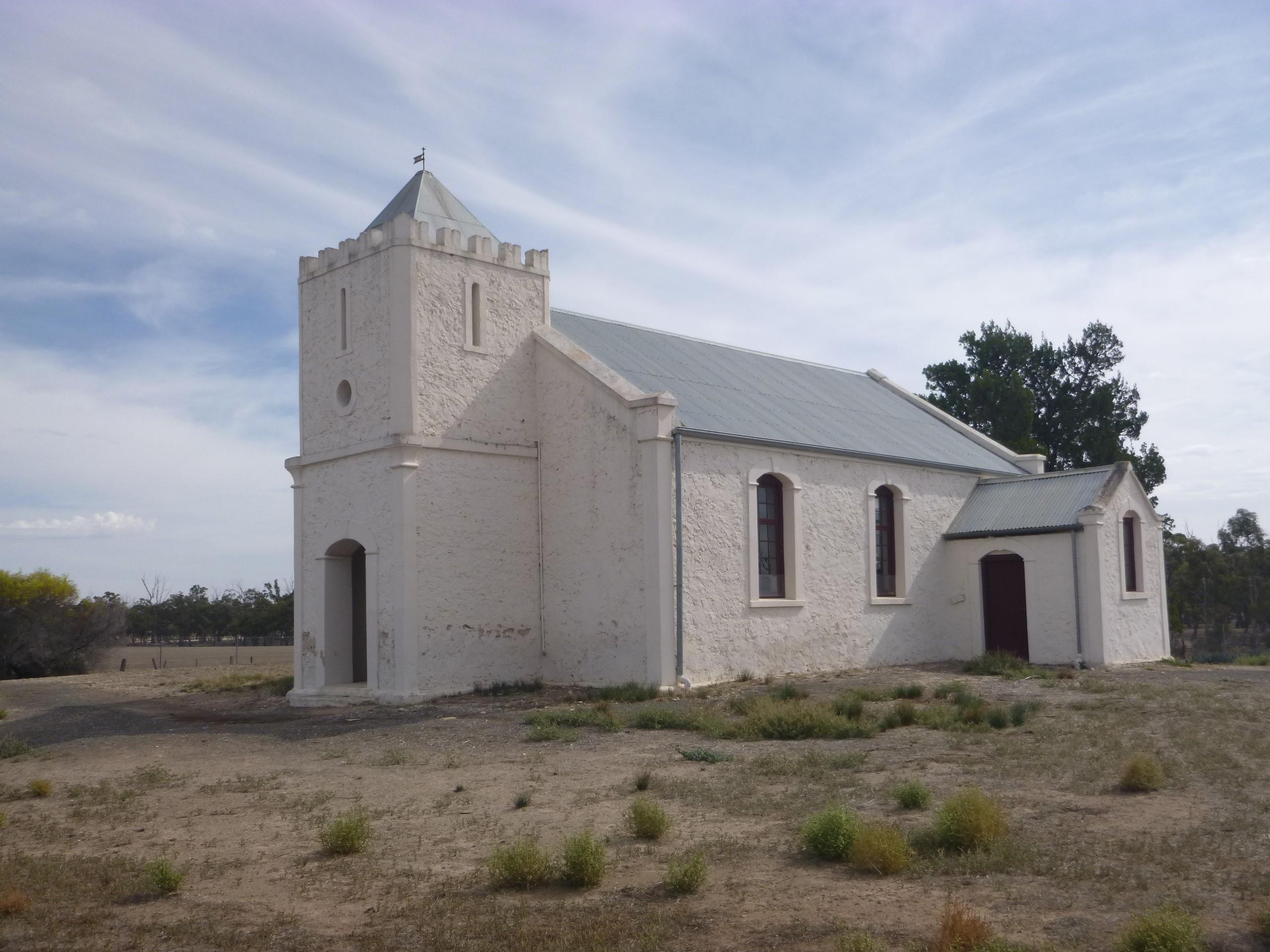 Ebenezer Mission, Wimmera, Victoria