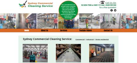 Sydney Commercial Cleaning Service