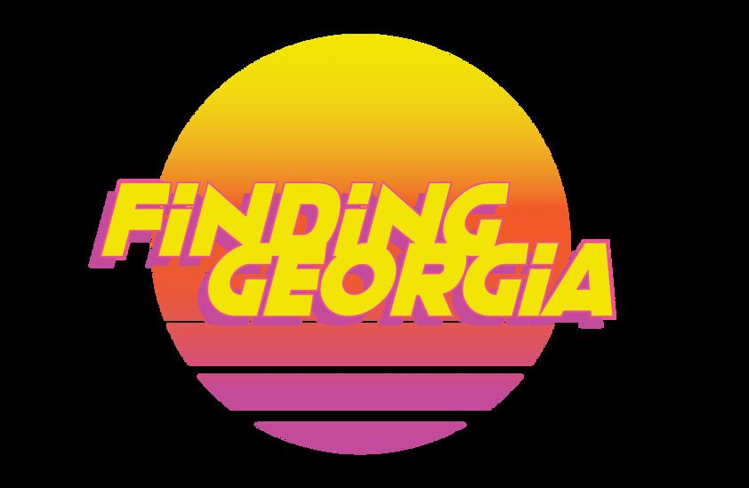 Finding Georgia Logo
