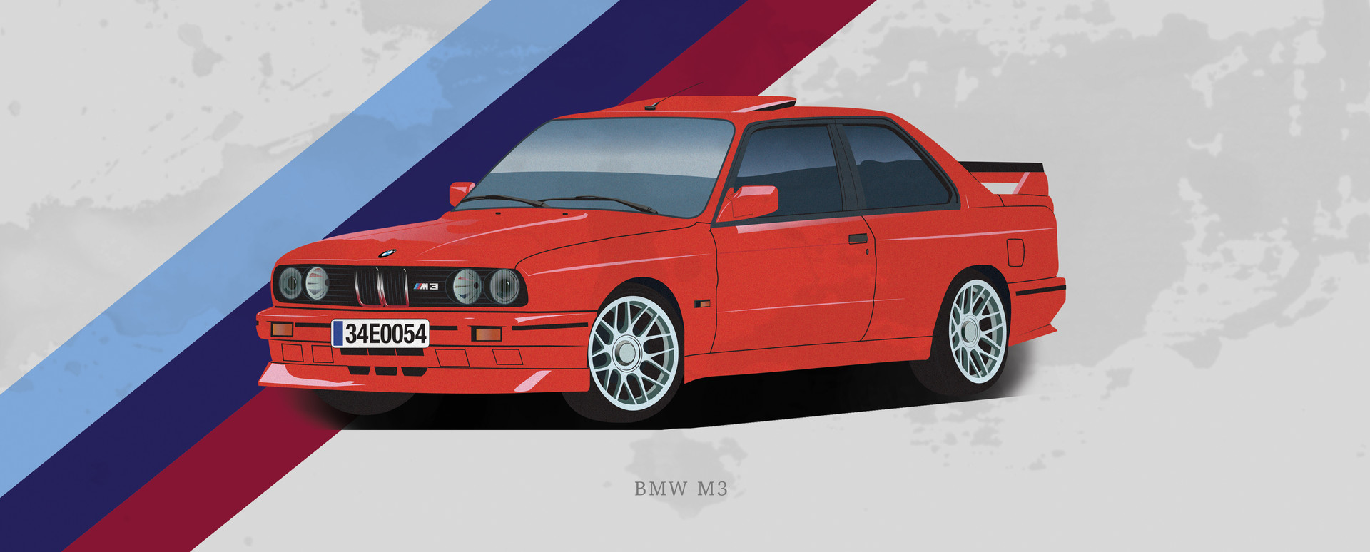 BMW Illustration