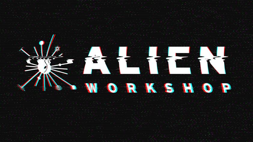 Personal Rebrand of Alien Worshop