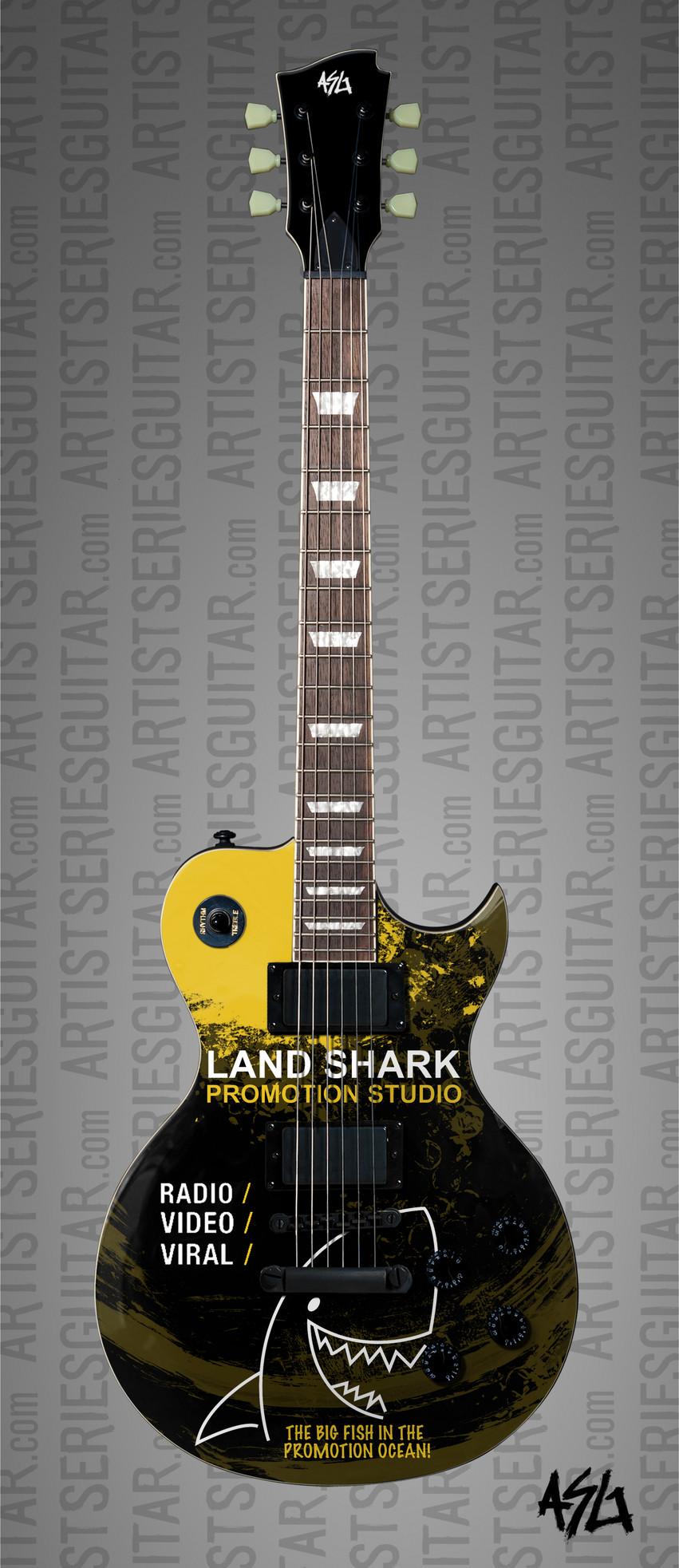 Land Shark Vertical
