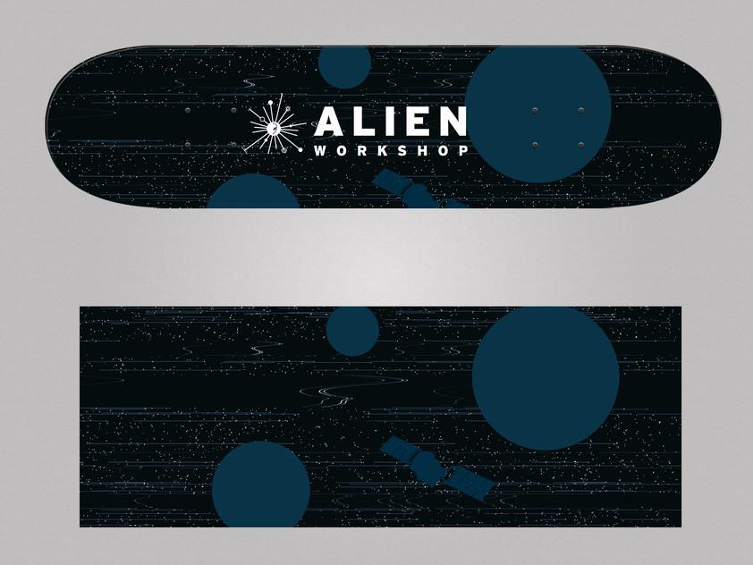 Alien Workshop Board