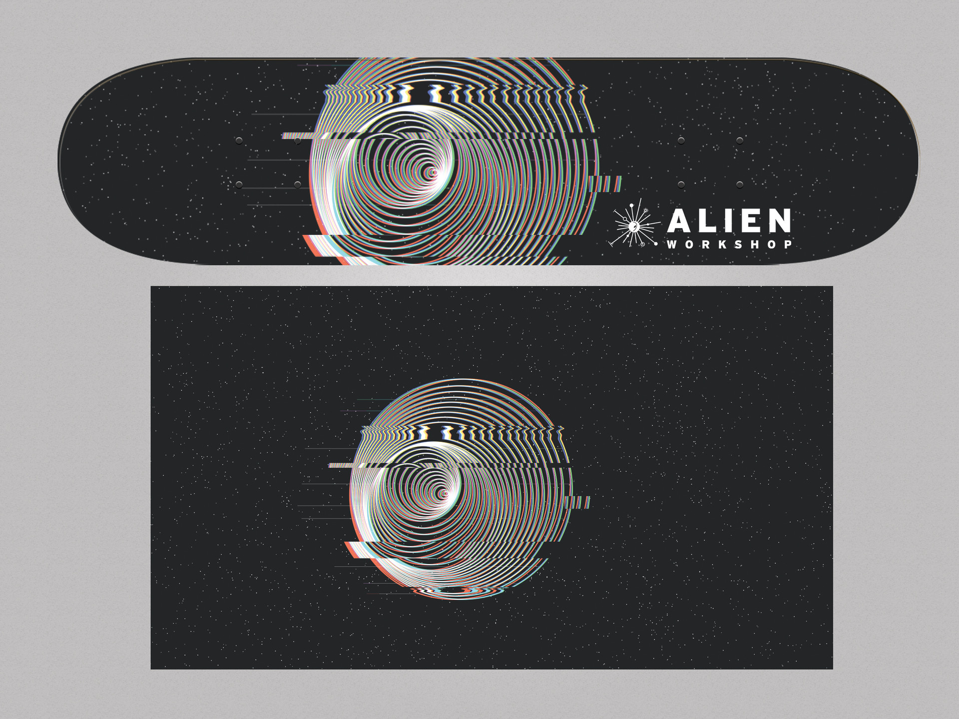 Alien Workshop Board 3