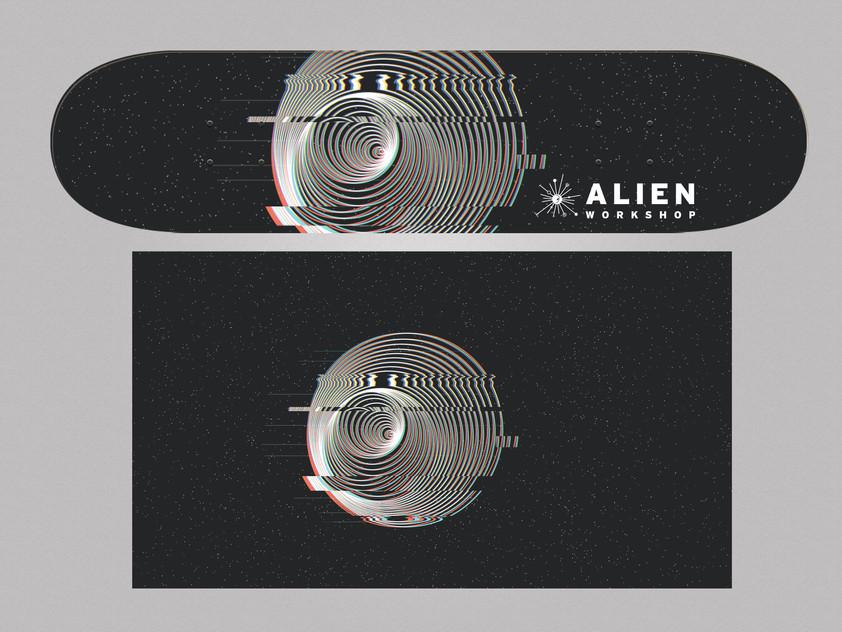 Alien Workshop Board 3