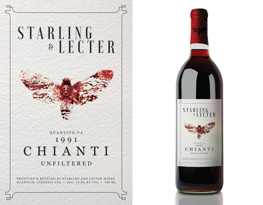 Starling & Lecter Chianti