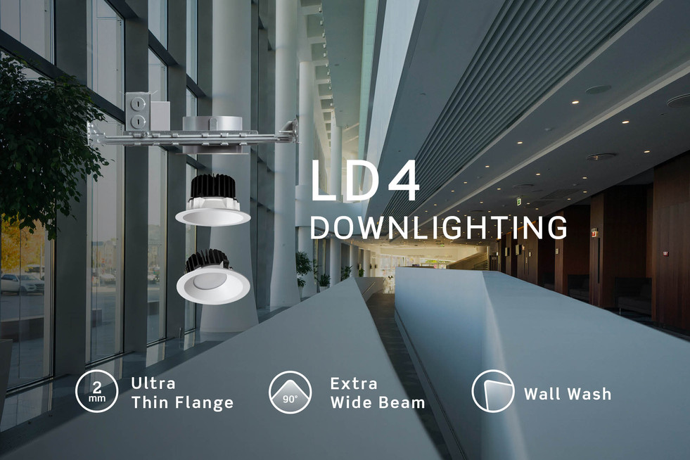 LD4 Downlight Campaign Newsletter Image