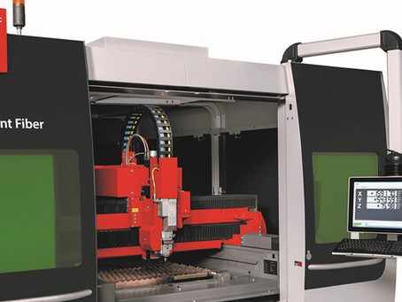 INVESTMENT IN NEW BYSTRONIC FIBRE OPTIC LASER