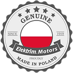 Genuine Elektrim Motors