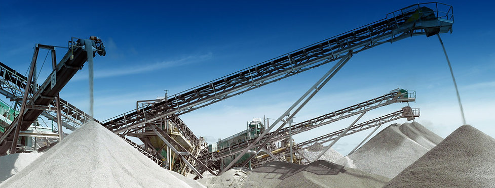 electric motors for crushers, conveyors and other equipment within the mining and aggregate industries