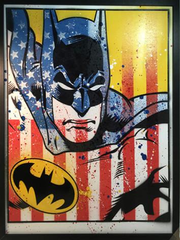 Motik One - Batman