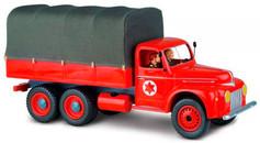 Camion rouge (Le secret de l'espadon) Black et Mortimer