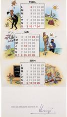 Carte de vœux 1983