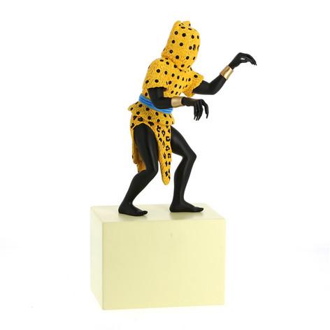 """Homme Léopard """"Le musée imaginaire"""""""