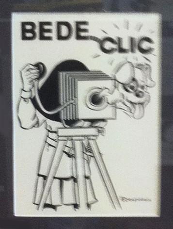 "Craenhals ""clic clac"" dessin original"